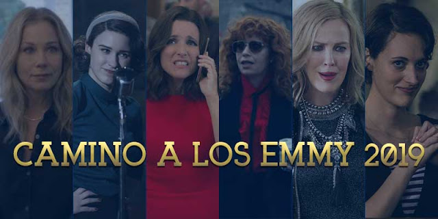 Los Lunes Seriéfilos emmy 2019 mejor actriz comedia
