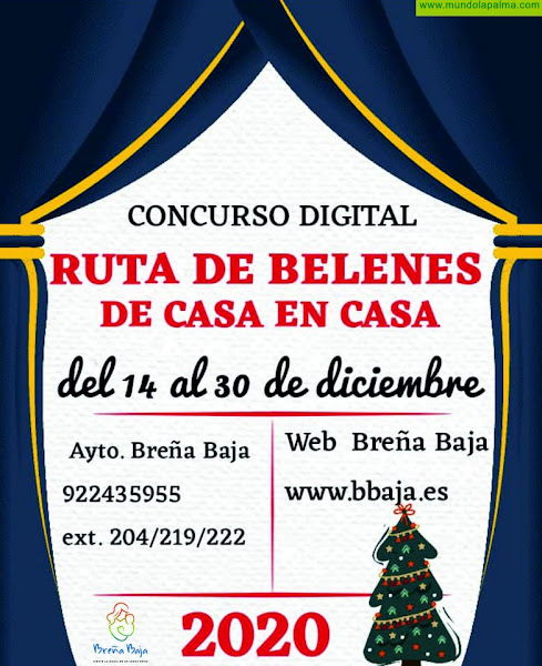 "NAVIDAD BREÑA BAJA: Concurso digital ""Ruta de Belenes de Casa en Casa"""