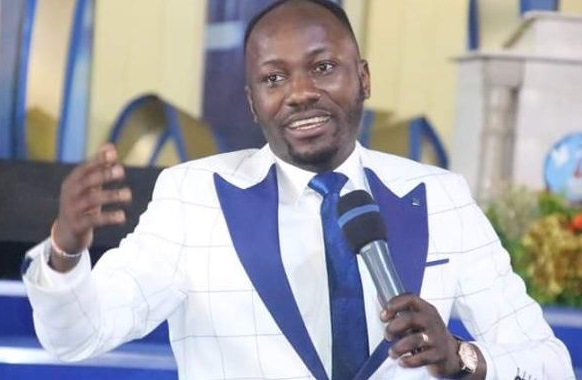Apostle Suleman Denies Receiving ₦90m COVID-19 Loan From The United States