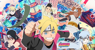 Boruto Naruto Next Generations Episode 108
