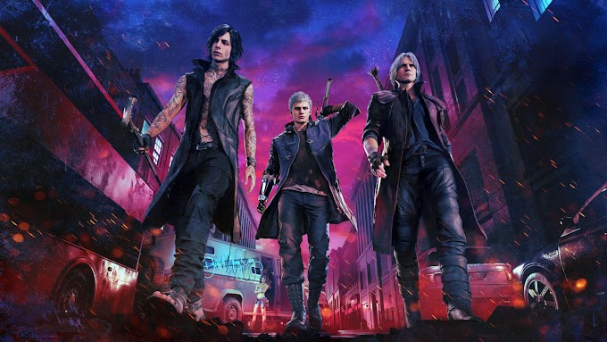 Devil May Cry 5 Nero