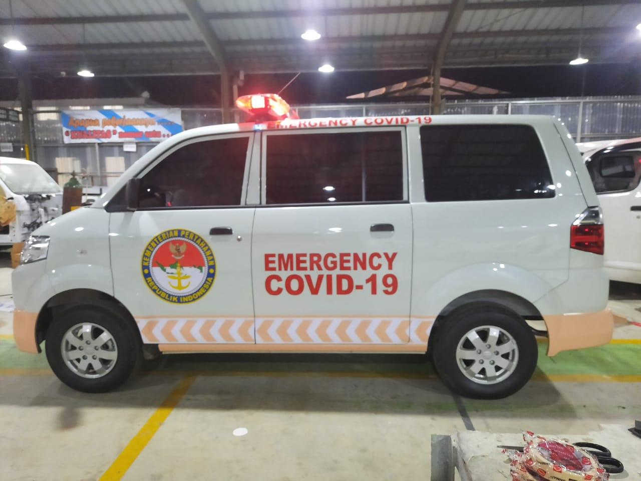 "Ditengah PandemiCovid-19, Penjualan ""Ambulans"" Suzuki Meningkat"
