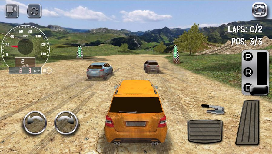 Download 4X4 Off-Road Rally 7 MOD APK 2
