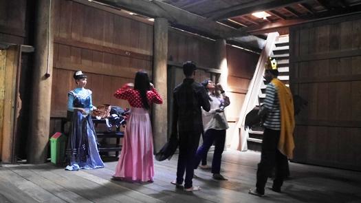 Sangar Budaya, Istana Dalam Loka Sumbawa
