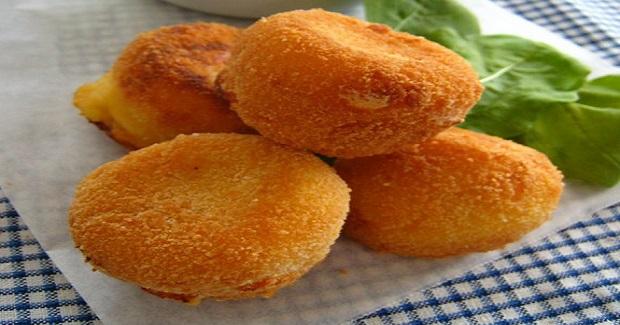 Cheese Croquettes Recipe