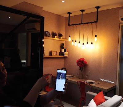 smart unit sistem di klaska residence