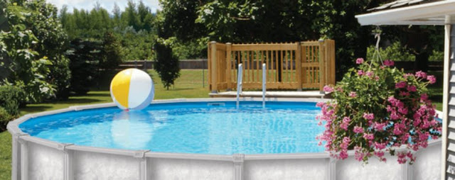 practical ways add backyard pool above ground pools