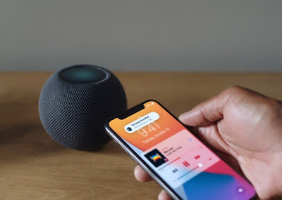 هوم بود ميني HomePod mini