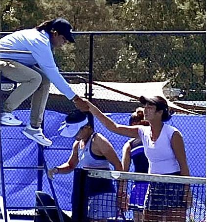 Australian Open 2020: Priska Madelyn Nugroho Maju ke Final
