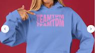 DanTDM Spiral Pink Team TDM T Shirt