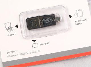 Micro SD CardReader wih OTG Function