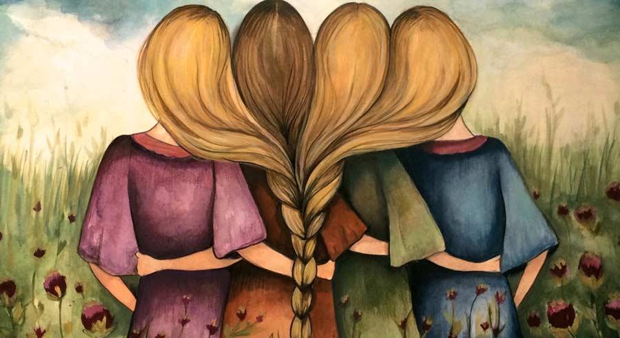 La amistad, gran proveedora de oxitocina