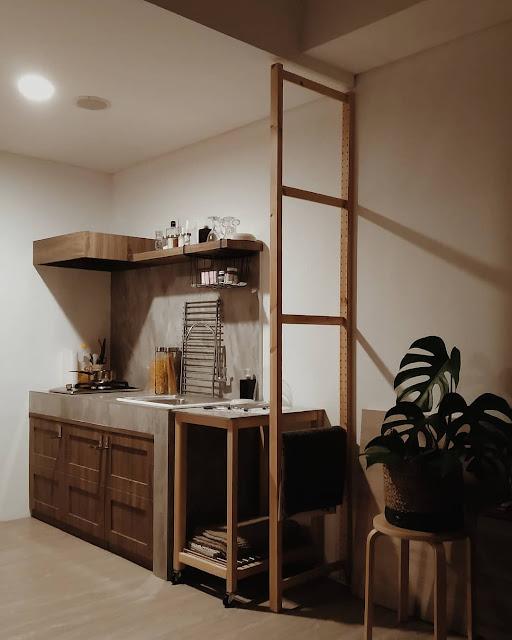 inspirasi desain dapur mungil