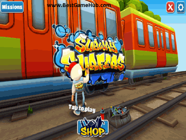 Subway Surfers PC Game Download Full Version