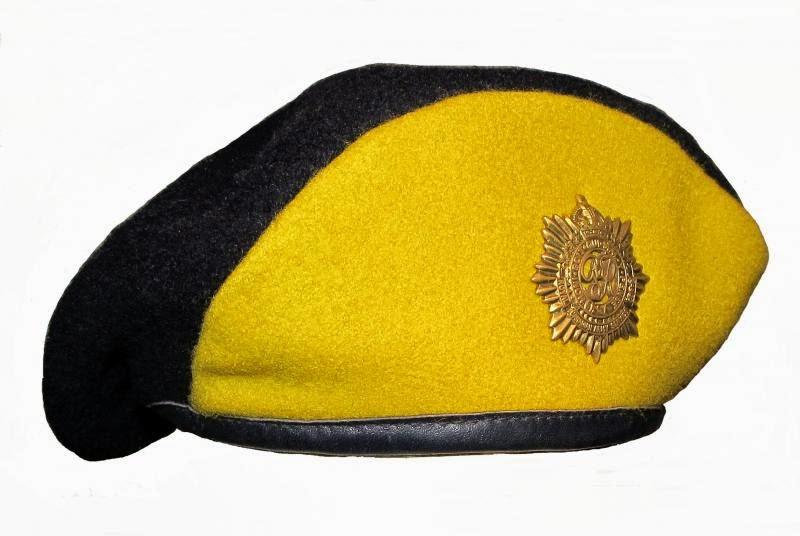 The Beret Project: RCASC Berets