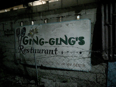 ging gings restaurant malapascua