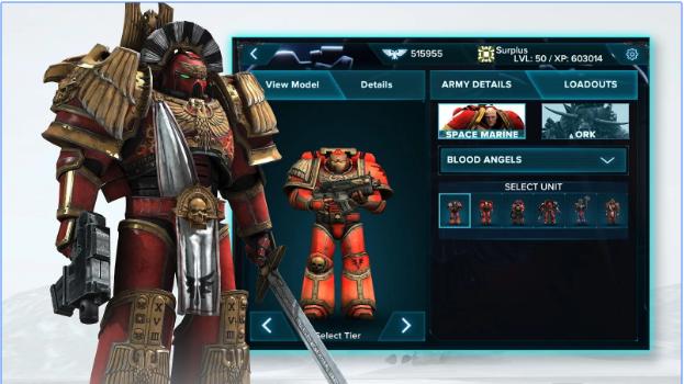 Warhammer mod apk game
