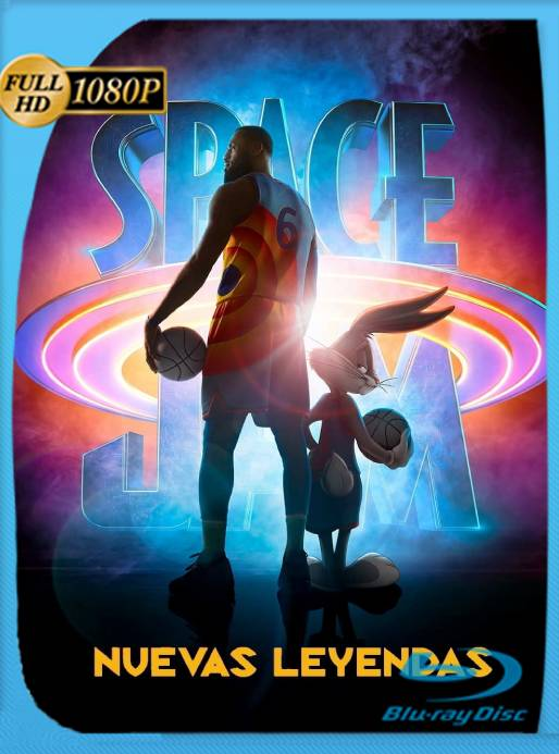 Space Jam: Una Nueva Era (2021) BRRip Latino [GoogleDrive]