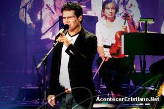 Jesús Adrián Romero en concierto
