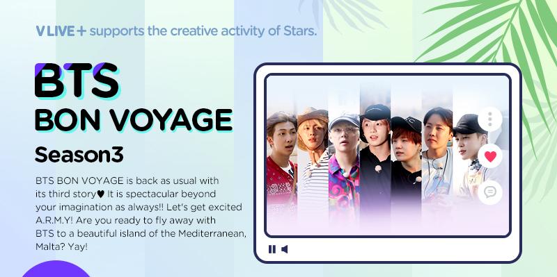 Download BTS Bon Voyage Season 3 ENG SUB+INDO SUB - Hidup