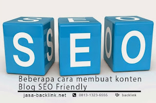 konten blog seo friendly