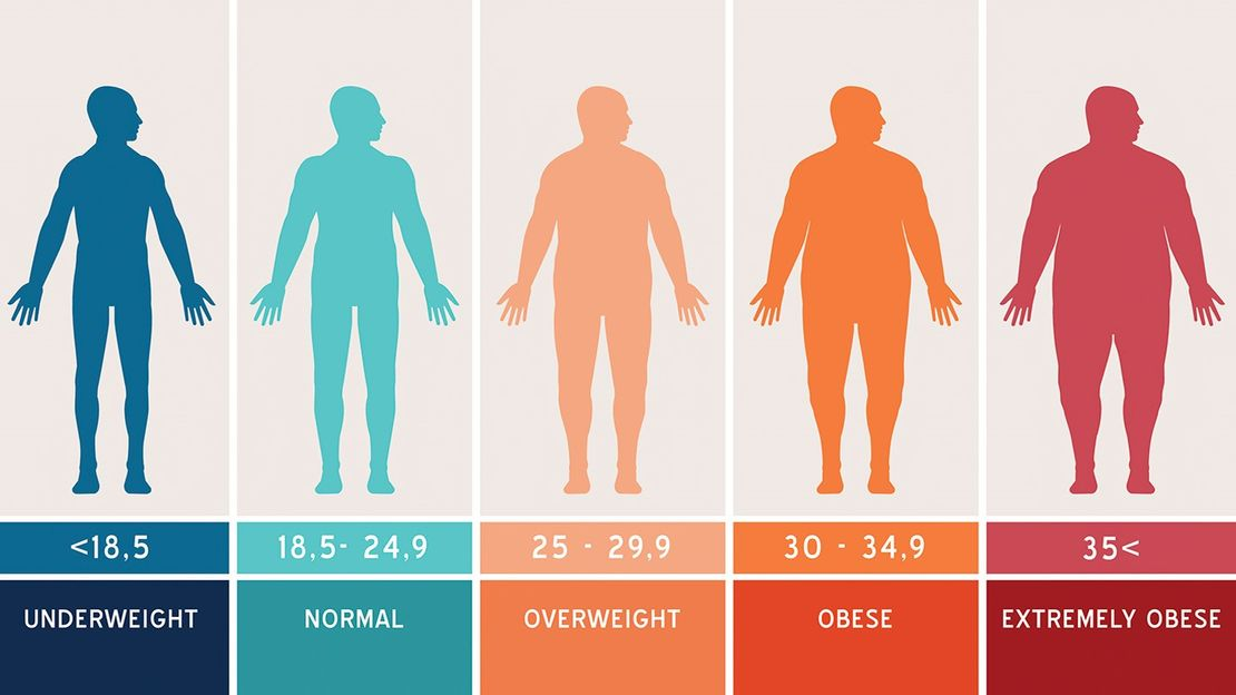 Higher BMI Means Higher Risk of Heart Disease and Heart Failure