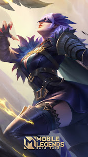 Natalia Midnight Raven Heroes Assassin of Skins V3