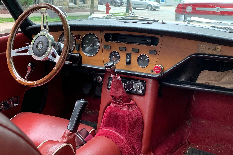 1975 Triumph Spitfire 1500 06