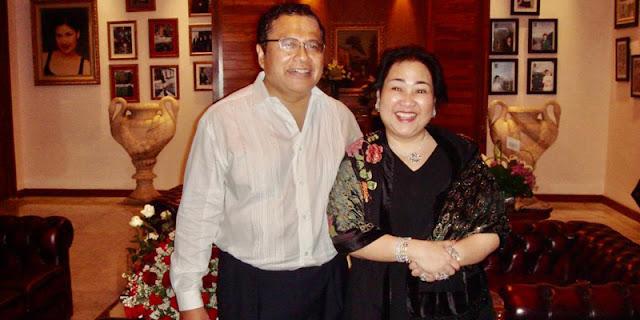 Rizal Ramli: Mbak Rachma Sosok Yang Kritis, Berani Dan Tabah