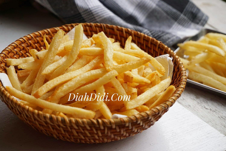 Diah Didi S Kitchen Uji Coba Pakai Air Fryer Lagi