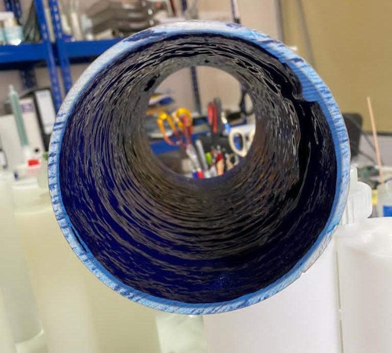 reparación tuberías inyección resina epoxi Valladolid