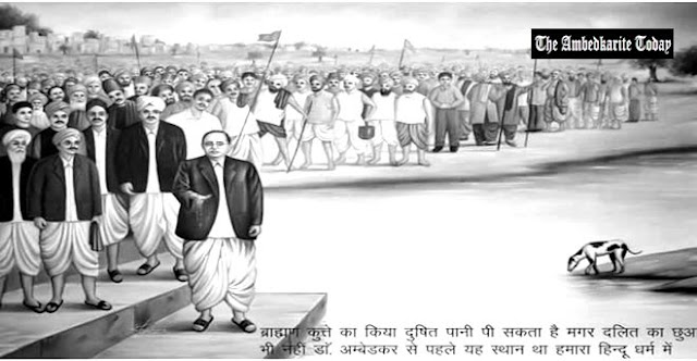 Mahad Satyagraha - The first battle of Dalit Liberation was launched by Dr. Bhim Rao Ambedkar
