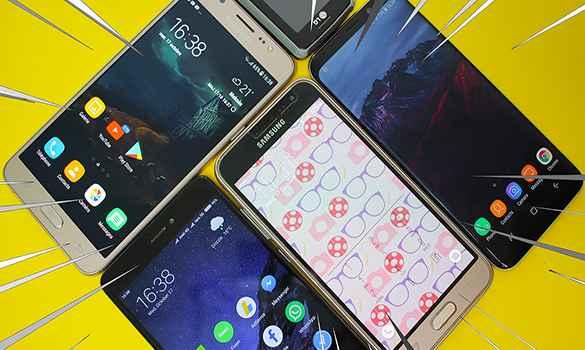 خطوات إختيار هاتفك الجديد