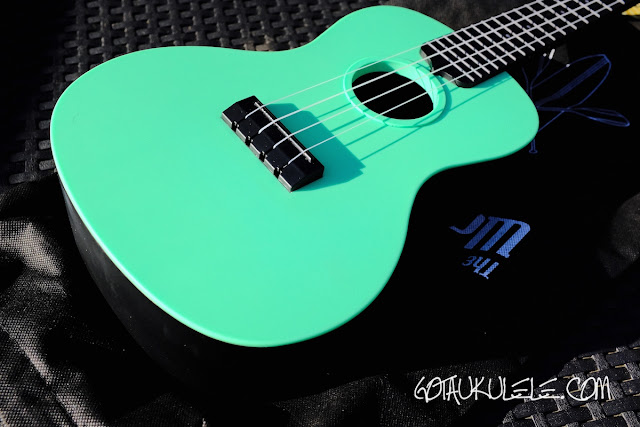 Kala Waterman Concert Ukulele body