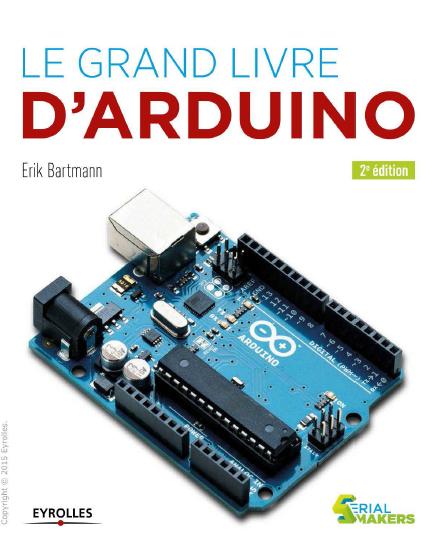 Télécharger Le grand livre d'Arduino pdf