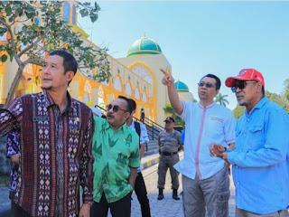 Islamic Center NTB Diminta Dikembangkan Menjadi Publik Service Area.