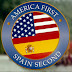 AMERICA FIRST, SPAIN SECOND. HUMOR GLOBAL TROLEANDO A TRUMP