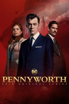 Pennyworth 1ª Temporada Torrent – WEB-DL 720p/1080p Legendado