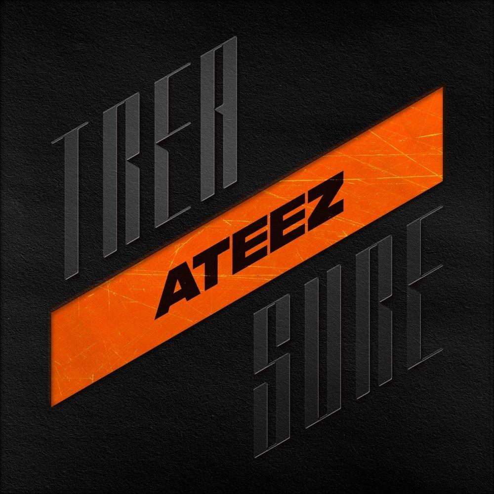ATEEZ – TREASURE EP.1  All To Zero – EP