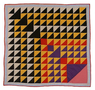 Quilt Birds in the Air (1981) Lucy T. Pettway