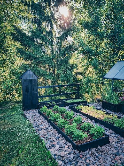 puutarhavaja