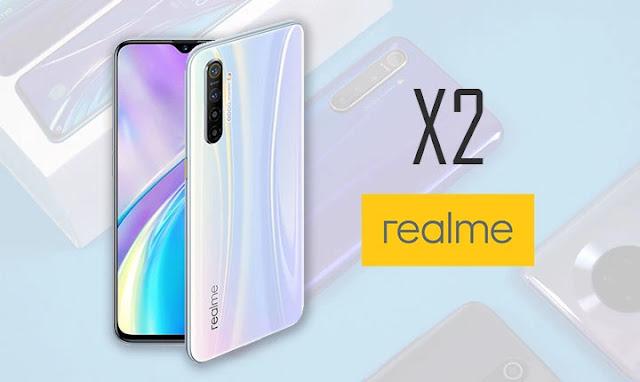 سعر و مواصفات Realme X2 مميزات و عيوب