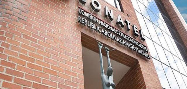 Conatel inició procedimientos sancionatorios a La Mega 107.3 FM y Líder 94.9 FM
