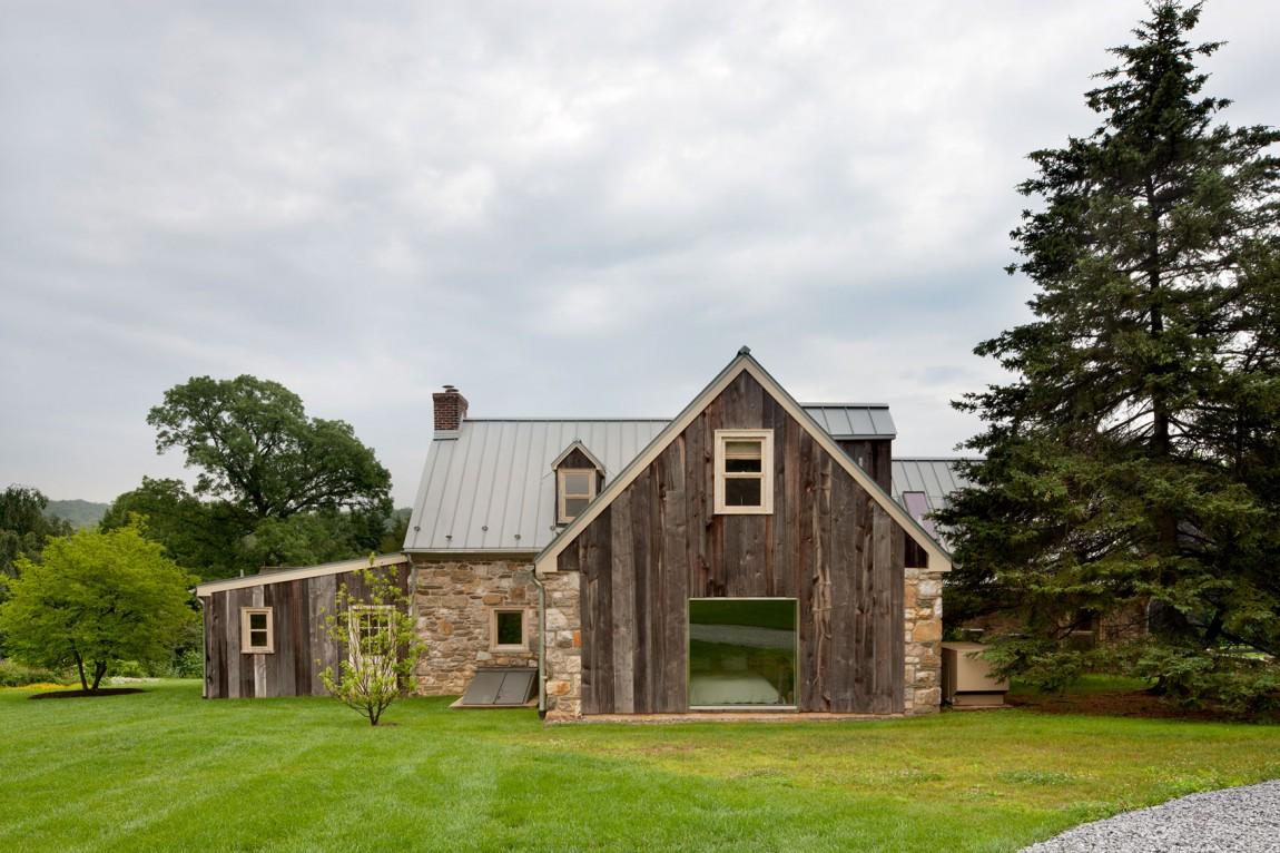 Stodo a w filadelfii z przepi knym ogrodem bajkowe wn trza for Casa rural mansion terraplen seis