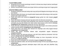 Contoh Rpp 1 Lembar Smk