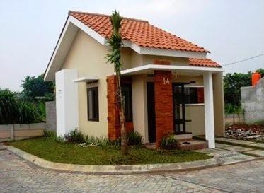 tipe rumah kampung sederhana
