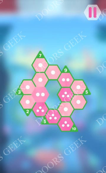 Hexologic Level 13 Solution, Cheats, Walkthrough for android, iphone and PC Steam