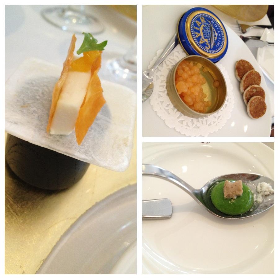 Haute Cuisine: Scrumptiously Fit Food: Restaurant Review: Q Haute Cuisine