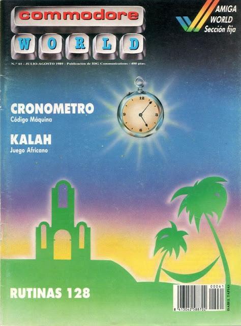 Commodore World #61 (61)