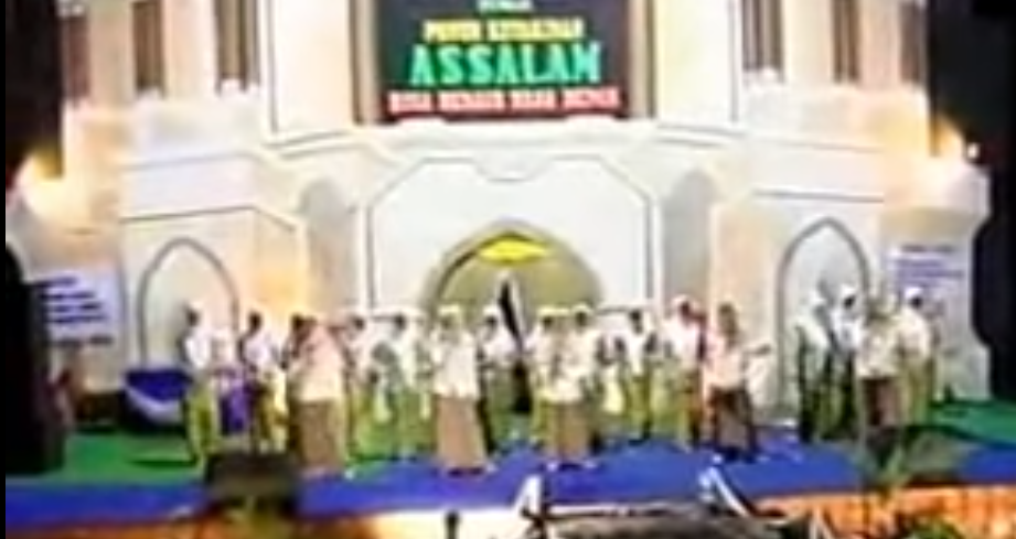 Lagu Assalam: Pejuangku By Rima And Friends